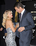 Stacy Ferguson aka Fergie and Josh Duhamel at The Warner Bros. Pictures World Premiere of New Year's Eve  held at The Grauman's Chinese Theatre in Hollywood, California on December 05,2011                                                                               © 2011 Hollywood Press Agency