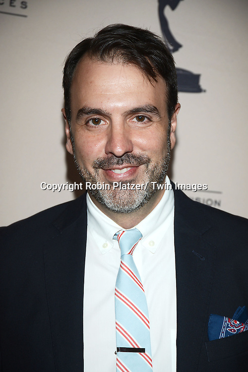 Ron Carlvati attends the Academy Of Television Arts & Science Daytime Programming  Peer Group Celebration for the 40th Annual Daytime Emmy Awards Nominees party on June 13, 2013 at the Montage Beverly Hills in Beverly Hills, California.