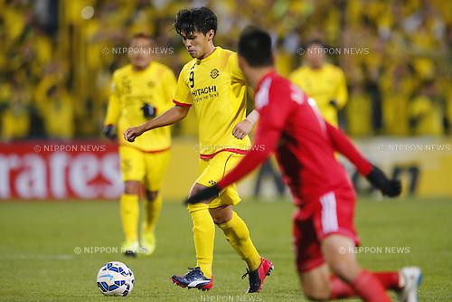 Masato Kudo (Reysol), March 3, 2015 - Football / Soccer : 2015 AFC Champions League Group E match between Kashiwa Reysol 5-1 Binh Duong at Hitachi Kashiwa Stadium in Chiba, Japan. (Photo by Yusuke Nakanishi/AFLO SPORT) [1090]