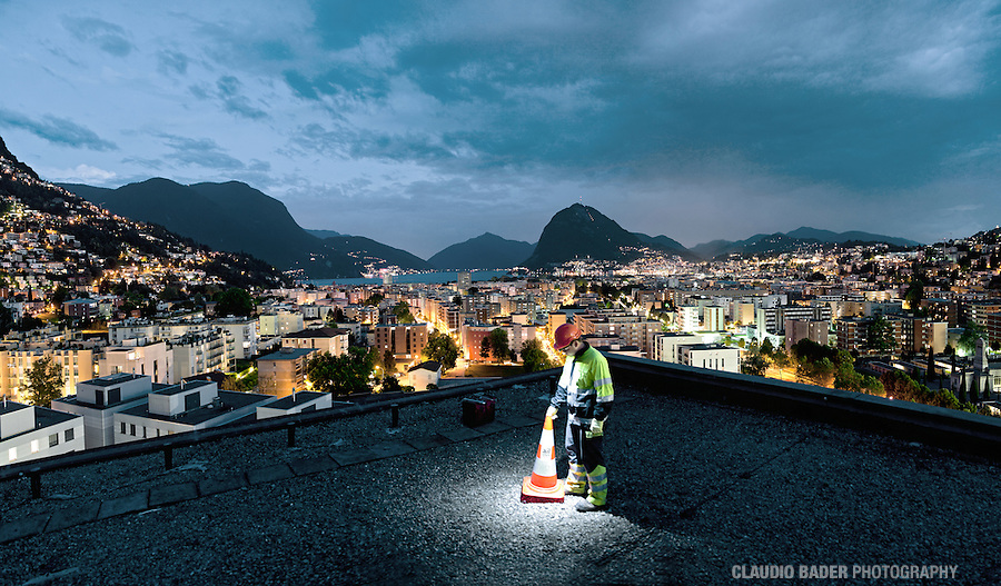 AIL, Water electricity and gas supplier of Lugano, Switzerland