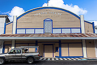 Honomu Theatre, Honomu, Big Island, Hawaii