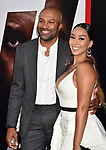 HOLLYWOOD, CA - JULY 17: Derek Fisher (L) and Gloria Govan attend the premiere of Columbia Picture's 'Equalizer 2' at TCL Chinese Theatre on July 17, 2018 in Hollywood, California.