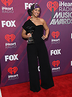 14 March 2019 - Los Angeles, California - Alicia Keys. 2019 iHeart Radio Music Awards - Press Room held at Microsoft Theater. Photo Credit: Birdie Thompson/AdMedia