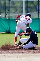 BASEBALL - ELITE - CLERMONT-FERRAND (FRANCE) - STADE DES CEZEAUX - 02/05/2008 - SEBASTIEN BOYER
