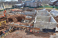 2012 01-19 CCSU New Academic / Office Building Construction Progress Photos | 4th Progress Shoot