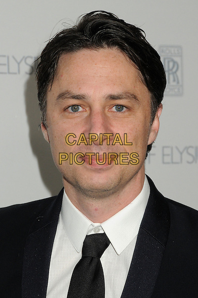 10 January 2015 - Santa Monica, California - Zach Braff. The Art of Elysium&rsquo;s 8th Annual Heaven Gala held at Hangar 8.   <br /> CAP/ADM/BP<br /> &copy;Byron Purvis/AdMedia/Capital Pictures
