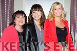 Paula barrett, Lisa and Denise O'Callaghan at the Killarney Rotary fashion show in the Malton on Saturday