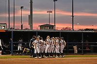 SAN ANTONIO, TX - MARCH 7, 2018: The University of Texas at San Antonio Roadrunners fall to the University of Texas Longhorns 1-0 at Roadrunner Field. (Photo by Jeff Huehn)