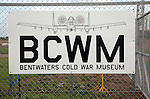 Cold War museum at former US Air Force Bentwaters base, Rendlesham, Suffolk, England