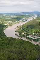 Hochwasser an der Elbe, Sommer 2013. floodwater, floodwaters, flood water, flood waters, high-water