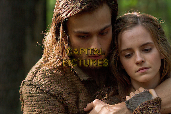 Douglas Booth, Emma Watson<br /> in Noah (2014) <br /> *Filmstill - Editorial Use Only*<br /> CAP/FB<br /> Image supplied by Capital Pictures