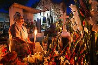 Dia de muertos (Day of Dead). Oaxaca, Mexico.