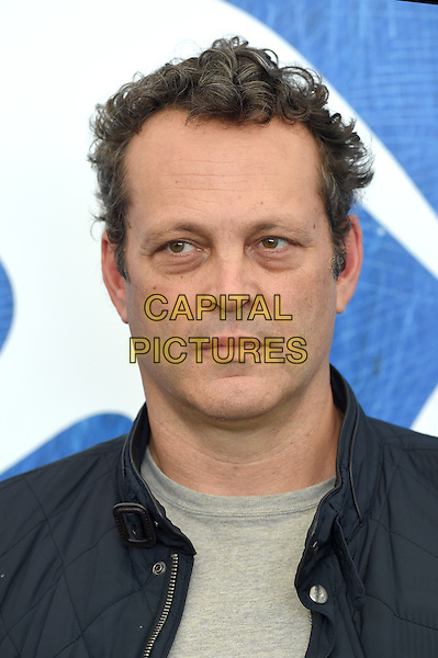 VENICE, ITALY - SEPTEMBER 4: Vince Vaughn attends a photo call for Hacksaw Ridge during the 73rd Venice Film Festival on September 4, 2016 in Venice, Italy.<br /> CAP/BEL<br /> &copy;BEL/Capital Pictures