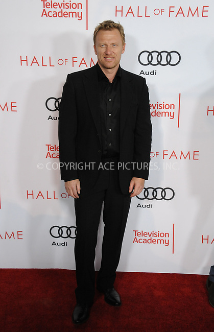 www.acepixs.com<br /> <br /> November 15 2017, LA<br /> <br /> Kevin McKidd arriving at the Television Academy's 24th Hall of Fame Ceremony at the Saban Media Center on November 15, 2017 in Los Angeles, California.<br /> <br /> By Line: Peter West/ACE Pictures<br /> <br /> <br /> ACE Pictures Inc<br /> Tel: 6467670430<br /> Email: info@acepixs.com<br /> www.acepixs.com