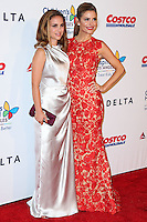 LOS ANGELES, CA, USA - OCTOBER 11: Natalie Portman, Maria Menounos arrives at the Children's Hospital Los Angeles' Gala Noche De Ninos 2014 held at the L.A. Live Event Deck on October 11, 2014 in Los Angeles, California, United States. (Photo by Xavier Collin/Celebrity Monitor)