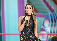 "Jessica Alba onstage at FOX's ""Teen Choice 2019"" at the Hermosa Beach Pier Plaza on August 11, 2019 in Hermosa Beach, California. (Photo by Frank Micelotta/Fox/PictureGroup)"