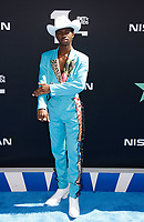 LOS ANGELES, CALIFORNIA - JUNE 23: Lil Nas X attends the 2019 BET Awards on June 23, 2019 in Los Angeles, California. Photo: imageSPACE/MediaPunch