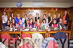 Enjoying her hen night out was local bride to be Jackie Healy (4th from right), pictured here with family and friends last Sunday night in Leen's Hotel, Abbeyfeale.