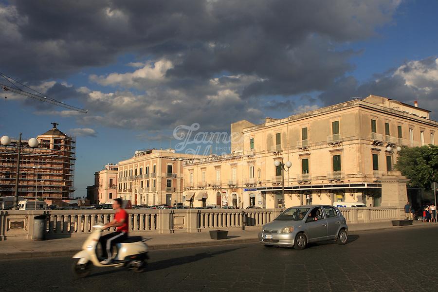 Isola di Ortigia, Sicily, Italy