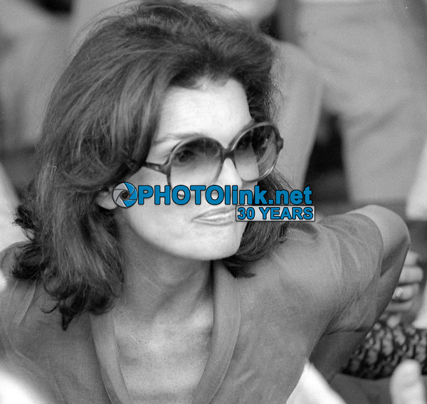 Jackie Kennedy 1978<br /> Photo By Adam Scull/PHOTOlink.net