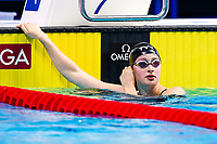 Picture by Rogan Thomson/SWpix.com - 30/07/2017 - Swimming - Fina World Championships 2017 -  Duna Arena, Budapest, Hungary - Sarah Vasey of Great Britain finishes 6th in the Final of the Women's 50m Breaststroke.