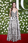 NEW YORK, NY - JUNE 11:  Laura Osnes attends the 71st Annual Tony Awards at Radio City Music Hall on June 11, 2017 in New York City.  (Photo by Walter McBride/WireImage)