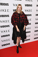 "Greta Bellamacina<br /> arriving for the ""Widows"" special screening in association with Vogue at the Tate Modern, London<br /> <br /> ©Ash Knotek  D3457  31/10/2018"