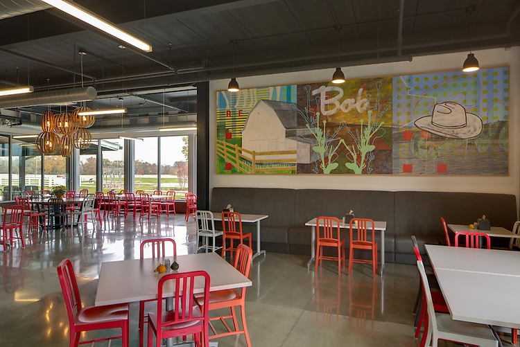 Bob Evans Farms Corporate Headquarters | M+A Architects & CornaKokosing