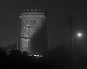 Old water tower, Evandale