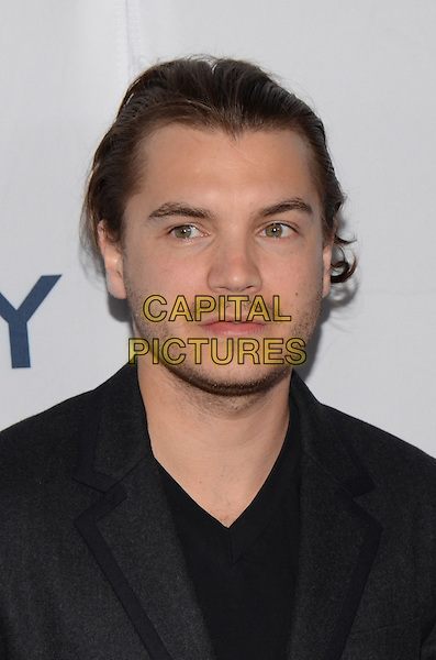 11 June 2014 - Santa Monica, California - Emile Hirsch. 2014 The Pathway To The Cure For Breast Cancer event held at Santa Monica Airport.  <br /> CAP/ADM/TW<br /> &copy;Tonya Wise//AdMedia/Capital Pictures