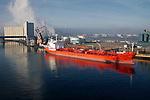 Holland: Rotterdam Europoort