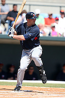March 8, 2010:  Outfielder Michael Cuddyer of the Minnesota Twins during a Spring Training game at Ed Smith Stadium in Sarasota, FL.  Photo By Mike Janes/Four Seam Images