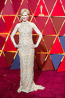www.acepixs.com<br /> <br /> February 26 2017, Hollywood CA<br /> <br /> Nicole Kidman arriving at the 89th Annual Academy Awards at Hollywood &amp; Highland Center on February 26, 2017 in Hollywood, California.<br /> <br /> By Line: Z17/ACE Pictures<br /> <br /> <br /> ACE Pictures Inc<br /> Tel: 6467670430<br /> Email: info@acepixs.com<br /> www.acepixs.com