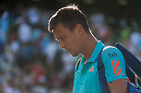 TOMAS BERDYCH (CZE)<br /> <br /> MIAMI OPEN, CRANDON PARK, KEY BISCAYNE, FLORIDA, USA<br /> <br /> &copy; TENNIS PHOTO NETWORK