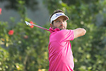 Jbe Kruger of South Africa tees off during the 58th UBS Hong Kong Golf Open as part of the European Tour on 09 December 2016, at the Hong Kong Golf Club, Fanling, Hong Kong, China. Photo by Vivek Prakash / Power Sport Images