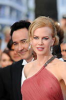 """Nicole Kidman, John Cusack - """" Paperboy """" premiere at the 65th Cannes Film Festival at the Palais des Festivals..May 24th, 2012."""
