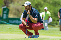 Romain Langasque (FRA) during the first round at the Nedbank Golf Challenge hosted by Gary Player,  Gary Player country Club, Sun City, Rustenburg, South Africa. 14/11/2019 <br /> Picture: Golffile | Tyrone Winfield<br /> <br /> <br /> All photo usage must carry mandatory copyright credit (© Golffile | Tyrone Winfield)