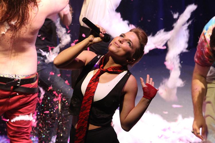 Ashley Trew as Pink