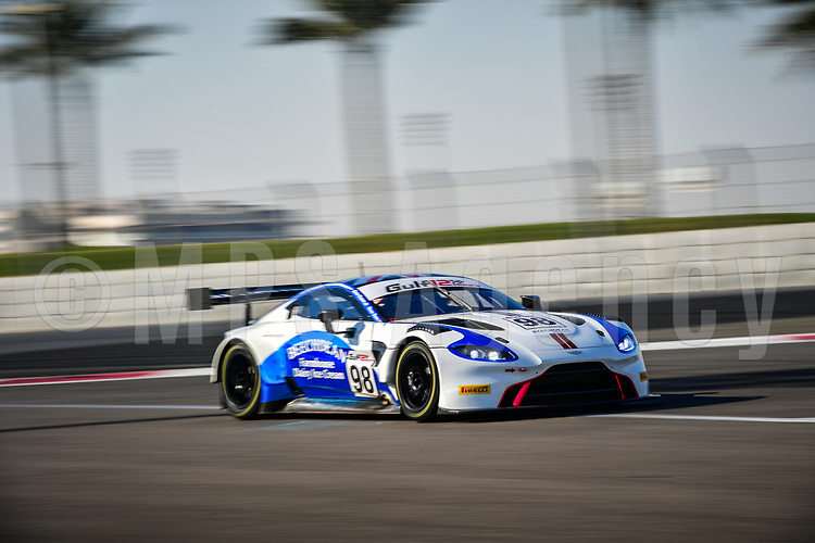 #98 BEECHDEAN ASTON MARTIN VANTAGE GT3 PRO AM ANDREW HOWARD (GBR) HUMAID AL MASAOOD (UAE) CHRIS DYSON (USA) ROSS GUNN (GBR)