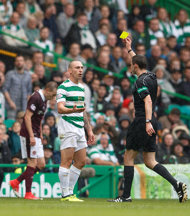 Scott Brown booked