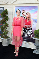 """LOS ANGELES - JUN 10:  Emma Fuhrmann at the """"Murder Mystery"""" Premiere at the Village Theater on June 10, 2019 in Westwood, CA"""
