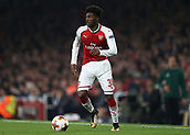 2nd November 2017, Emirates Stadium, London, England; UEFA Europa League group stage, Arsenal versus Red Star Belgrade; Ainsley Maitland-Niles of Arsenal in action