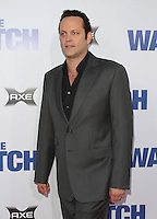 Vince Vaughn arrives at 'The Watch' Premiere Sponsored by AXE at Grauman's Chinese Theatre on July 23, 2012 in Hollywood, California MPI25 / Mediapunchinc /*NortePhoto.com*<br />