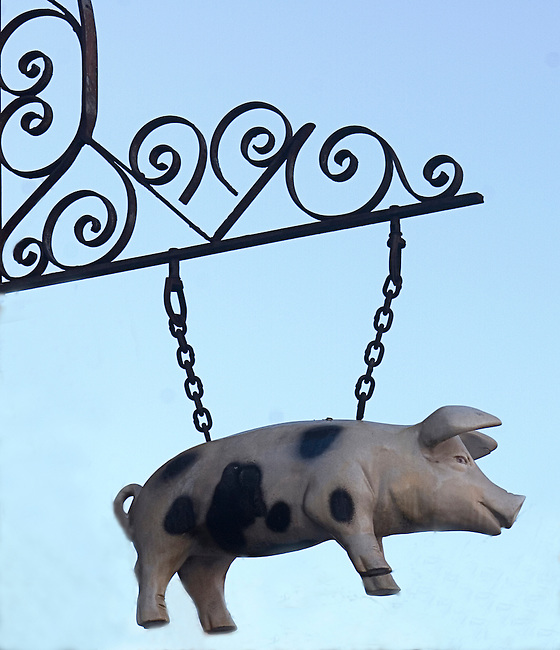Spotted Pig Restaurant, New York, New York