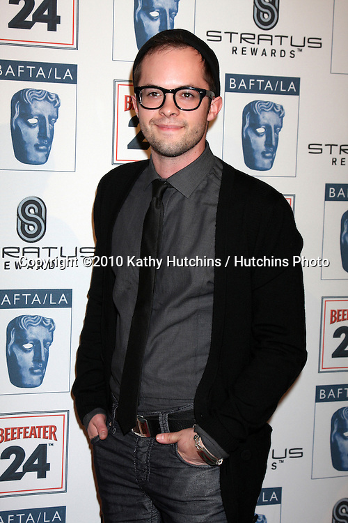 Neil Grayston.arriving at the BAFTA/LA Awards Season Tea Party 2010.Beverly Hills Hotel.Beverly Hills, CA.January 16, 2010.©2010 Kathy Hutchins / Hutchins Photo....