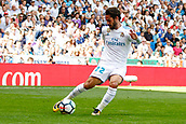 9th September 2017, Santiago Bernabeu, Madrid, Spain; La Liga football, Real Madrid versus Levante; Francisco Roman Alarcon  Real Madrid