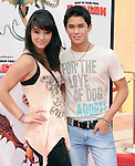 Fivel Stewart & BooBoo Stewart at the Dreamwork Pictures' Premiere How to Train Your Dragon held at Gibson Universal in Universal City, California on March 21,2010                                                                   Copyright 2010  DVS / RockinExposures