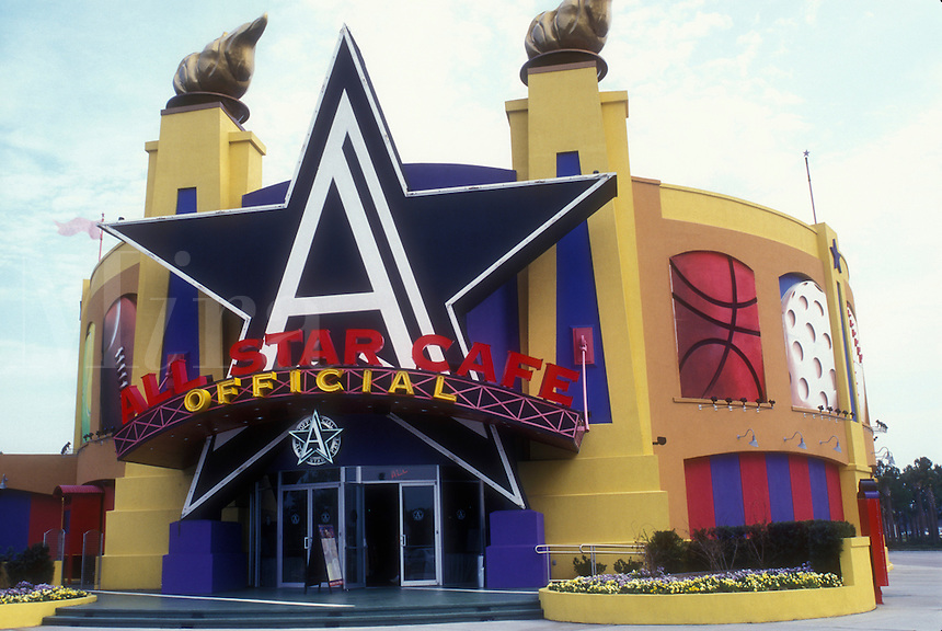 AJ1605, All Star Cafe, Myrtle Beach, South Carolina, The Official All Star Cafe in Myrtle Beach, South Carolina.