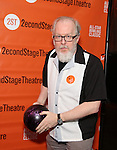 Tracy Letts attends the 30th Annual Second Stage All-Star Bowling Classic at Lucky Strike on January 30, 2017 in New York City.