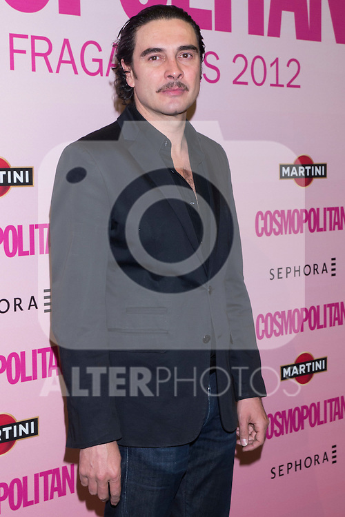 21.05.2012. Cosmopolitan Fragrance Awards 2012 at the Teatro Häagen-Dazs Calderón in Madrid. In the picture: Jose Manuel Seda (Alterphotos/Marta Gonzalez)